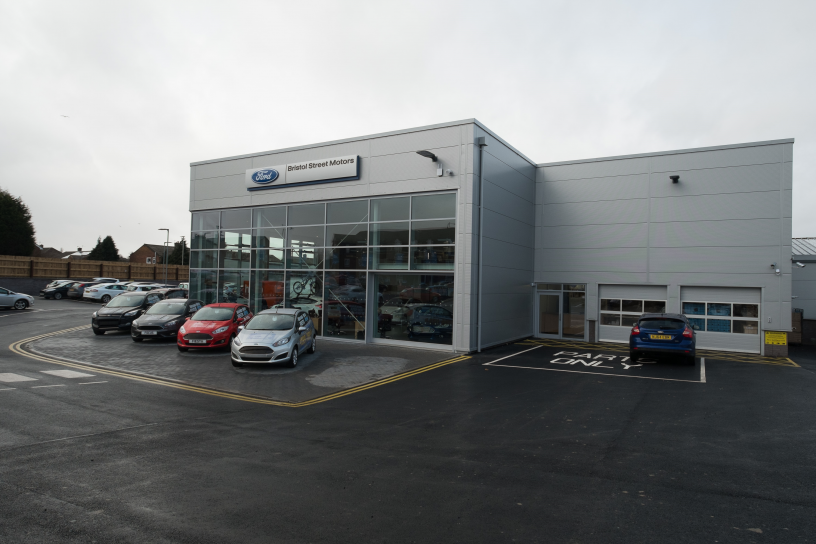 Bristol street ford durham car dealership reviews for Bristol motor mile dealerships
