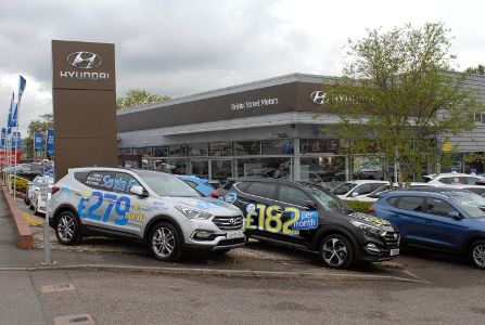 Bristol street hyundai exeter car dealership reviews for Bristol motor mile dealerships