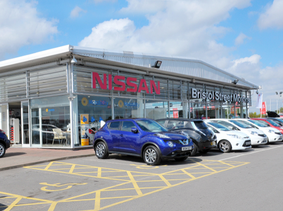 Bristol street nissan darlington car dealership reviews for Bristol motor mile dealerships