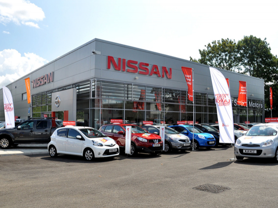 Bristol street nissan northampton car dealership reviews for Bristol motor mile dealerships