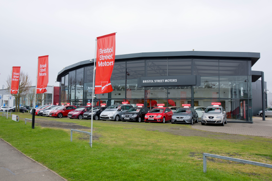 Bristol street seat derby car dealership reviews bristol for Bristol motor mile dealerships