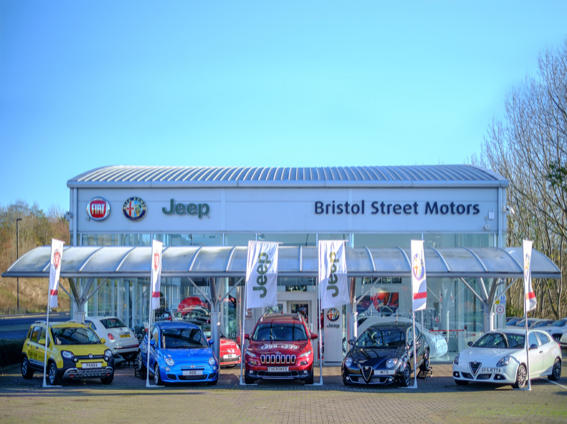 Bristol street jeep newcastle car dealership reviews for Bristol motor mile dealerships